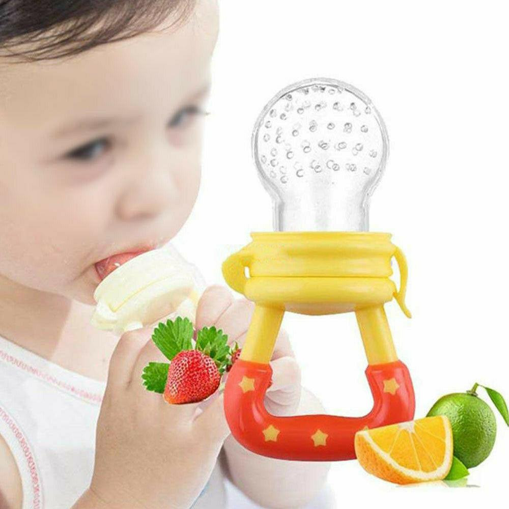 Baby Feeding Teething Pacifier Dummy Nutrition Fruit - Supplier