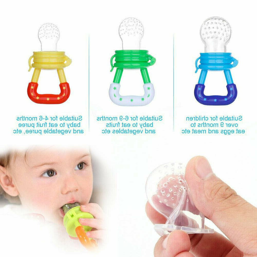 Baby Weaning Pacifier Dummy Fruit Supplier