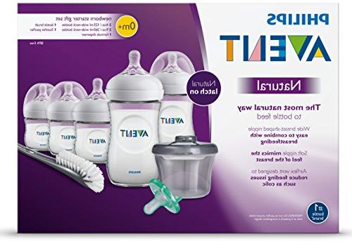 Philips Avent Natural Baby Bottle Set,