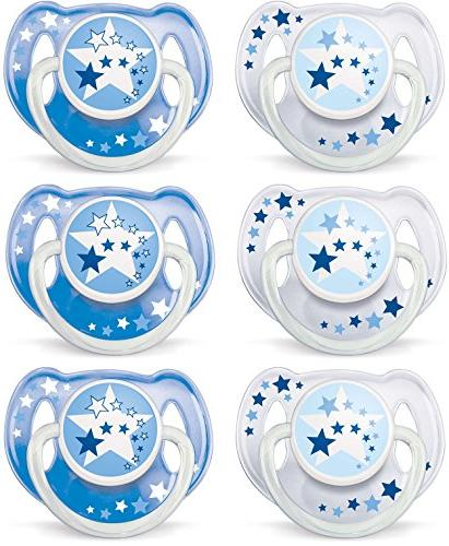 bpa night time pacifier