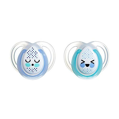 Tommee Tippee Closer Nature Night Time Baby 0-6 Months - Boy,