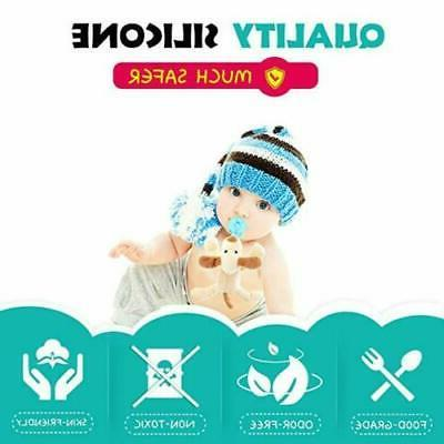 Cute Pacifier Toy wubbanub Newborn Boys & Girls Nipp