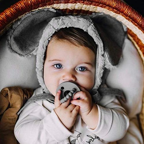 Ryan Cutie - All-in-One Pacifier and Teether Teething Hideaway Binky