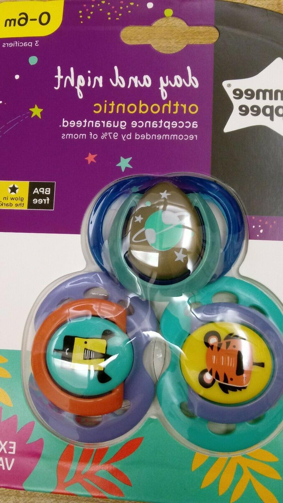 Tommee Tippee and Night BPA Free Glow in the
