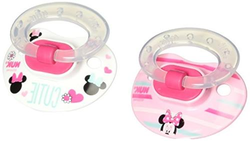 disney minnie mouse orthodontic silicone