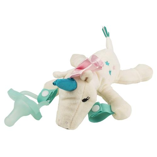 Dr. Brown's Lovey Pacifier and Teether Holder, 0 Months+, Un