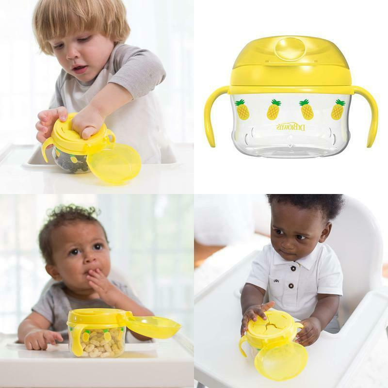 dr brown s snack cup yellow tf118