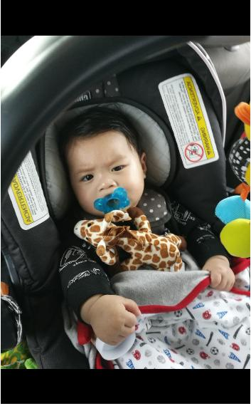 Dr. Brown's 100% Silicone Pacifier Hight 0m+,