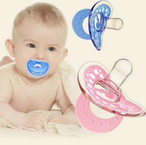 Dynamic Orthodontic Translucent Soother Nipples