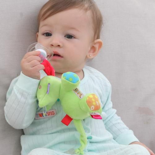 Hot Animal Plush Infant Baby Pacifier
