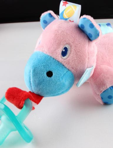 Hot Latest Removable Animal Baby Soothie Pacifier