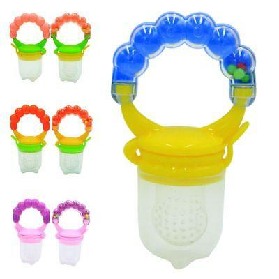 Infant Fruits Soup Nibbles Teething