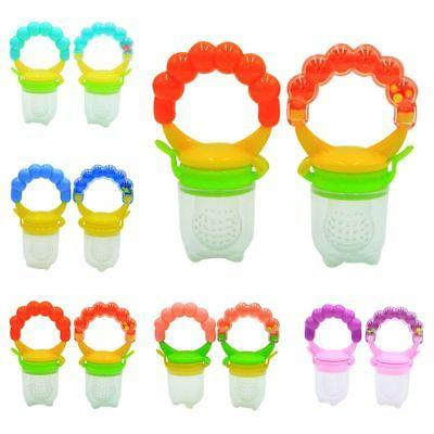 Infant Baby Feeding Fruits Soup Feeder Nibbles