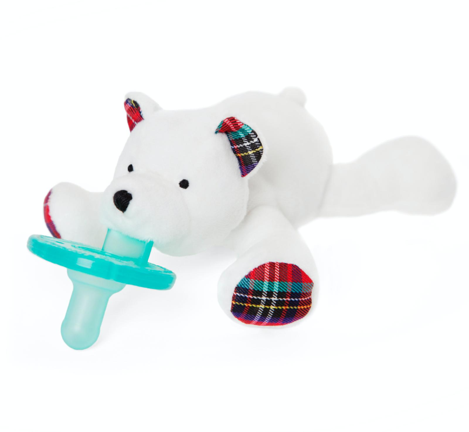 infant baby soothie pacifier winter limited edition