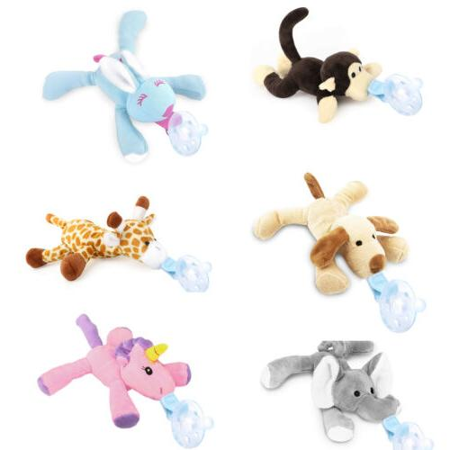 infant newborn baby soothie pacifier bpa free