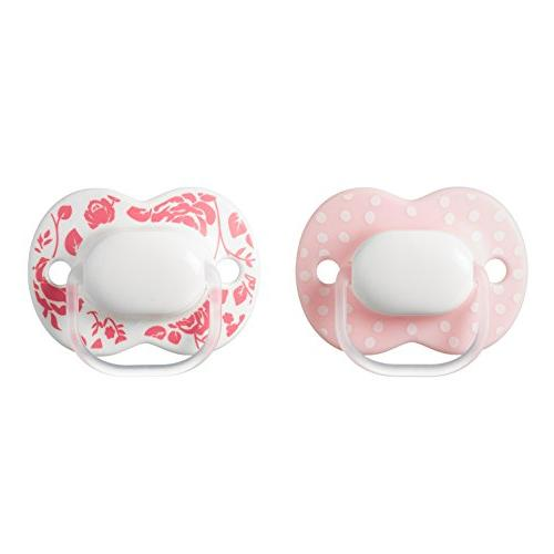 Tommee Little London Pacifier,  BPA-Free, Months, 2