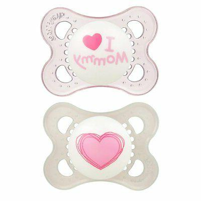 love affection orthodontic pacifier