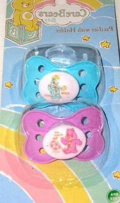 NEW  Care Bears Baby BPA Free Pacifiers *Choose color