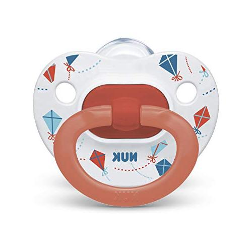 NUK Orthodontic Value Piece, Boy, Months