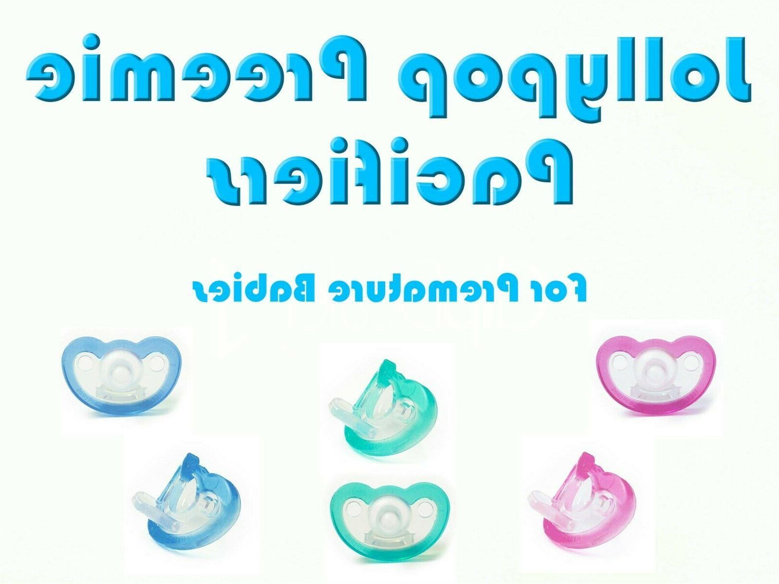 pacifier preemie pick color and or scent
