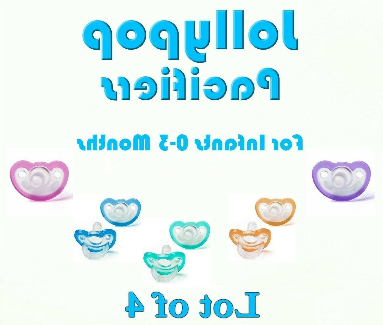 pacifier unscented