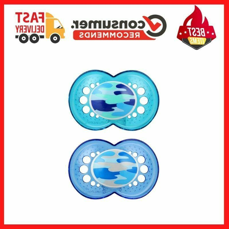 MAM Pacifiers, Baby Pacifier 16+ Months, Best Pacifier for B