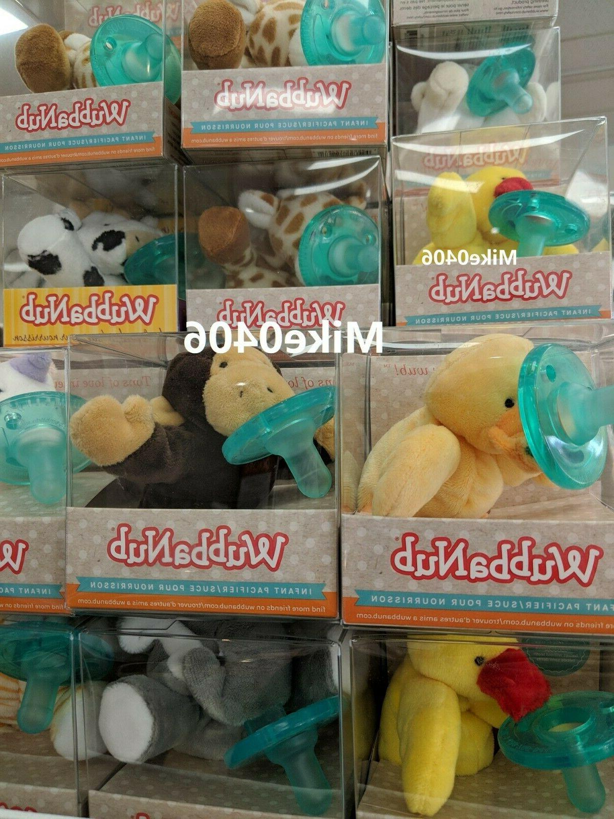 pacifiers various animals