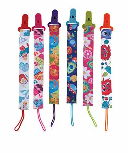 pacifinder ribbon pacifier clip