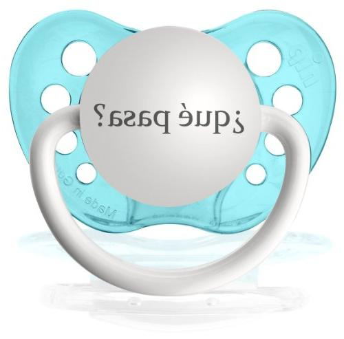 personalized pacifiers que pasa clear