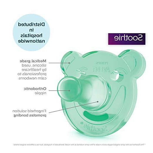 Philips Avent Soothie Pacifier 3+ months 2 pack Baby