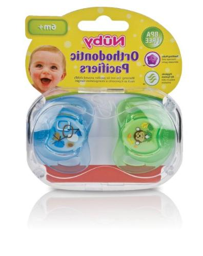 prism orthodontic pacifiers