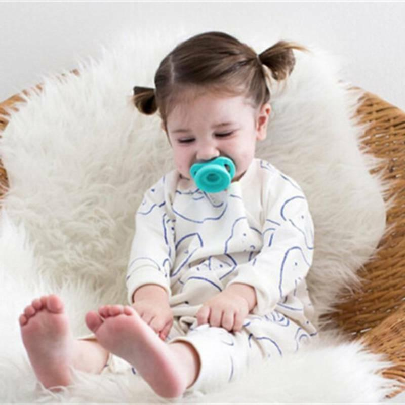 Silicone Soother Pacifier Teether Newborn