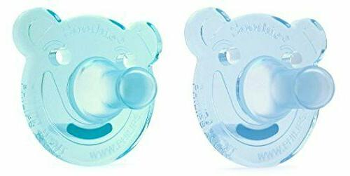 soothie bear shape bpa free pacifier 2