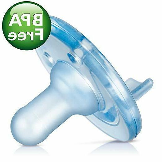 Philips BPA Soother 0