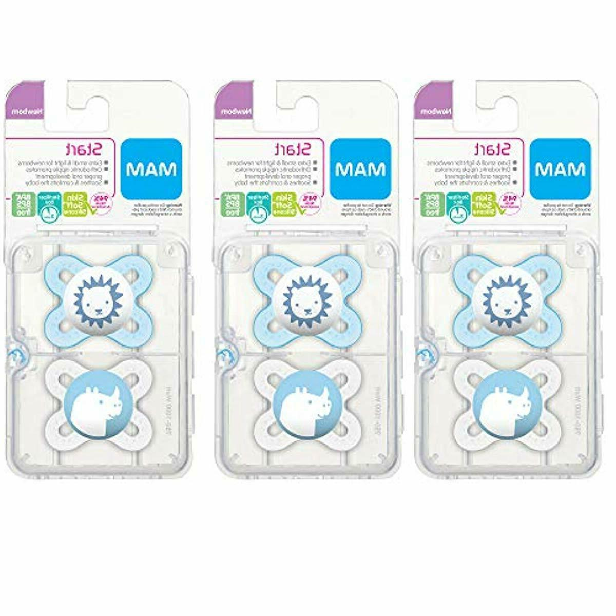 Value , Baby Boy Pacifiers,
