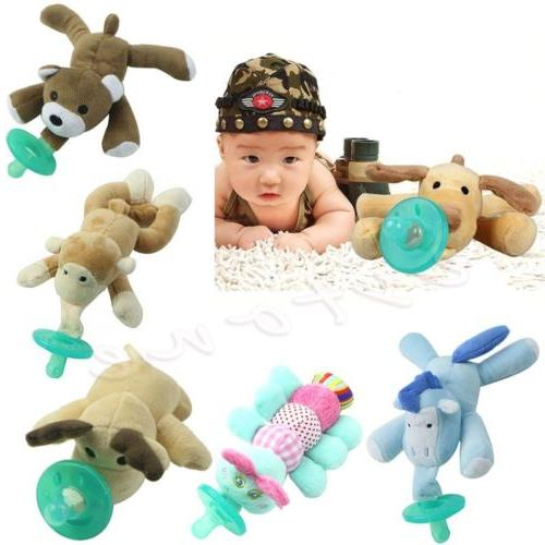 Toddler Infant Baby Boy Girl Pacifiers