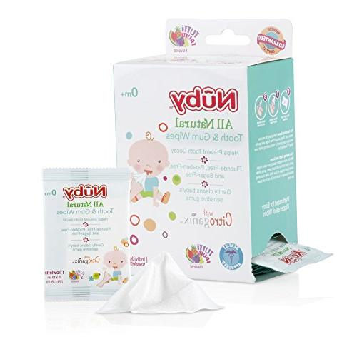 tooth gum wipes