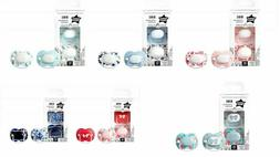 Tommee Tippee Little London Soothers 0-6m / 6-18m