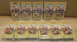 LOT of 11 Billy Bob Camouflage Pacifiers FREE SHIP camo baby