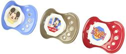 Disney Mickey Mouse 3 Pack Pacifier