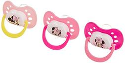 minnie mouse pink yellow orthodontic
