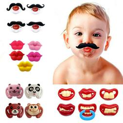 Mother and baby products New All silicone pacifiers nipples