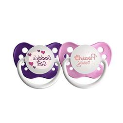 mp princess daddys expression pacifiers