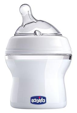 Chicco NaturalFit Baby Bottle Slow Flow with Bonus Straight