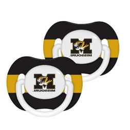 ncaa tigers pacifier