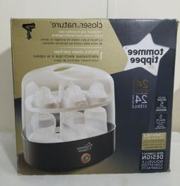 NEW Tommee Tippee Closer to Nature 5 Bottle Electric Steam S