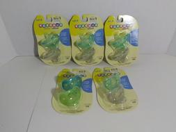NEW The First Years Gumdrop Pacifiers X 5