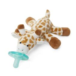 NEW~WubbaNub Infant Baby~Soothie Pacifier~Silicone~0-6M~Baby