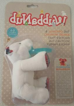 New WubbaNub Infant Newborn Baby Soothie Pacifier ~ Limited