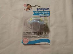 NEW BABY KING WHALE SOFT SILICONE PACIFIER BINKY 0+ MONTHS B